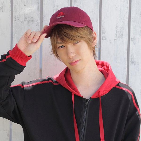 切島鋭児郎モデル キャップ 僕のヒーローアカデミア