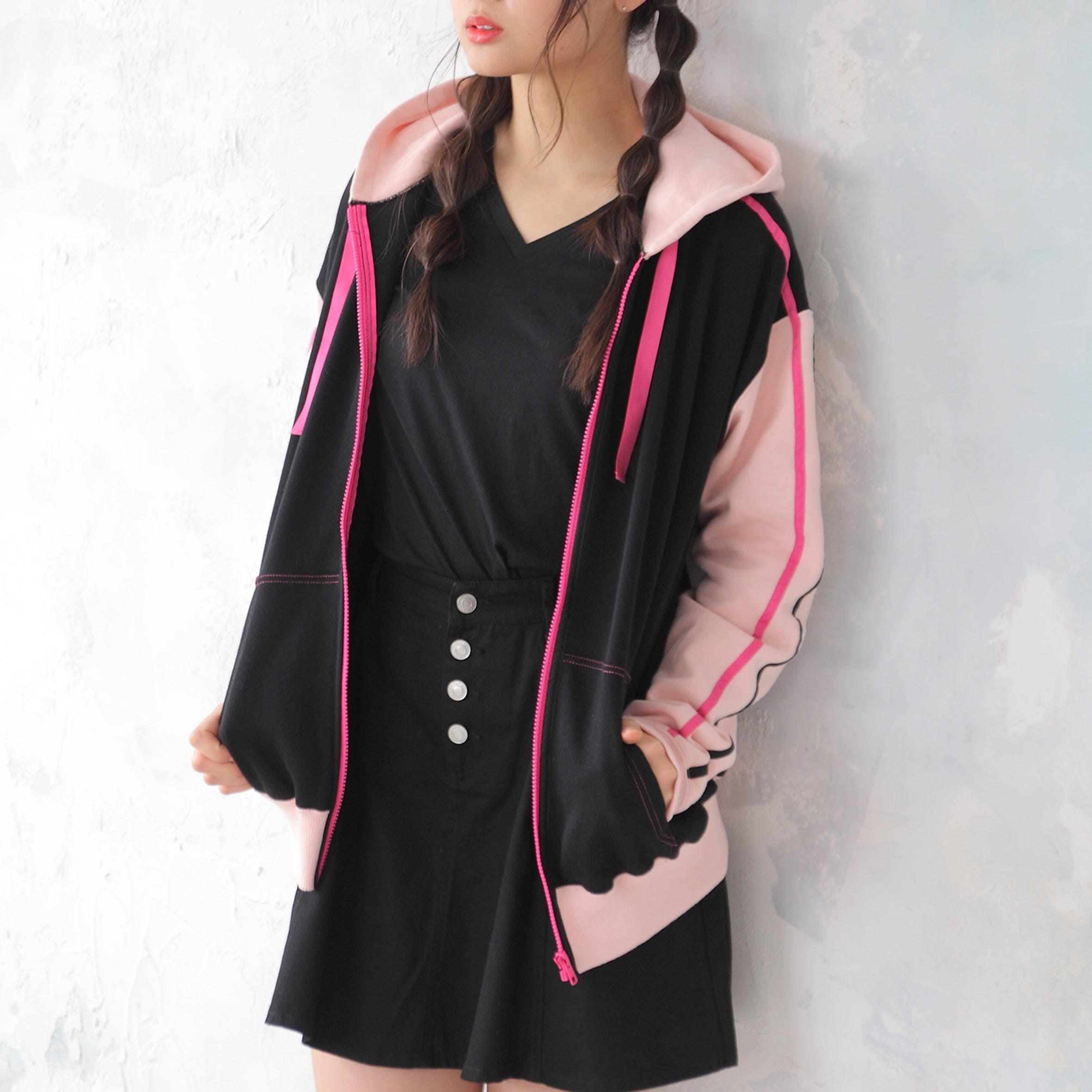 麗日お茶子モデル ルームパーカー 僕のヒーローアカデミア