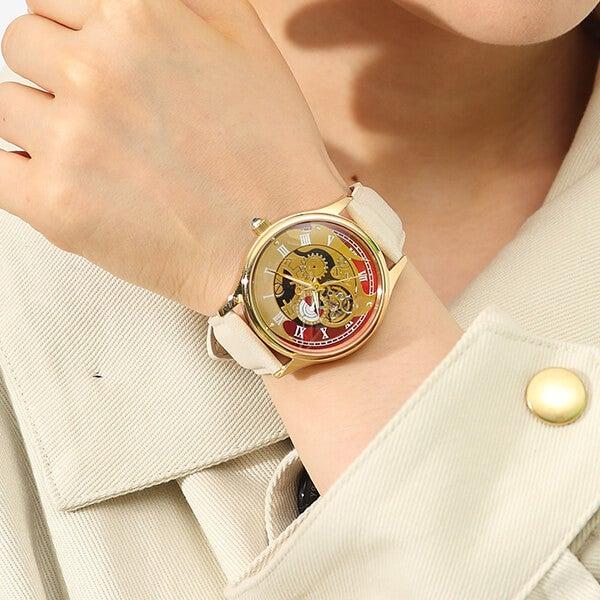 新星 玲央モデル 腕時計 さらざんまい