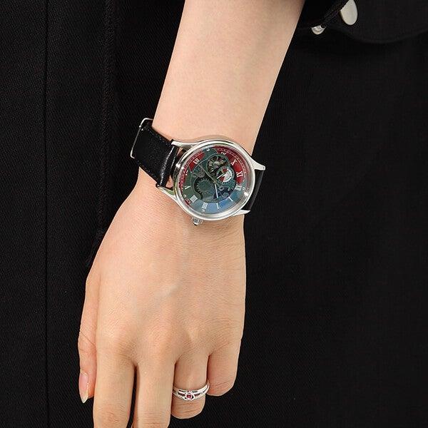 阿久津 真武モデル 腕時計 さらざんまい