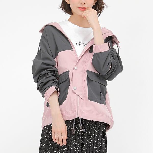 麗日お茶子モデル アウター 僕のヒーローアカデミア