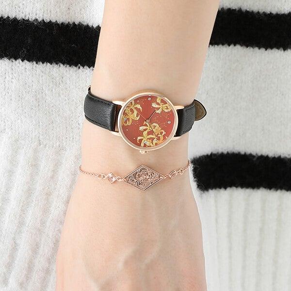 チアキ モデル 腕時計&ブレスレット 囚われのパルマ Refrain(リフレイン)
