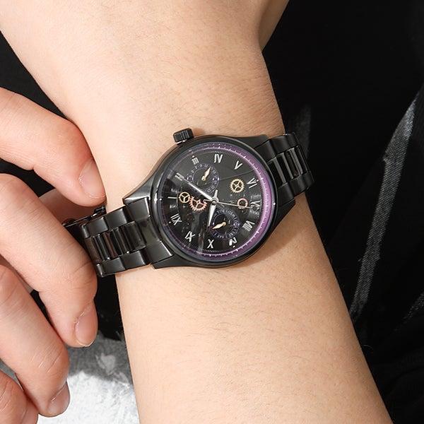 悪魔ほむら モデル 腕時計 魔法少女まどか☆マギカ