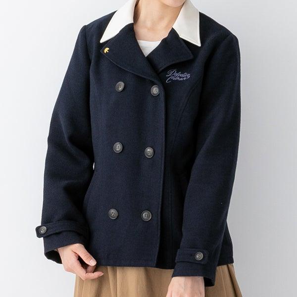 灰原哀 モデル コート 名探偵コナン×SuperGroupies