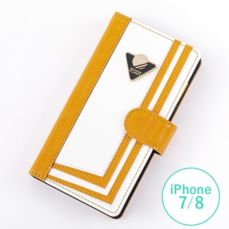 オレンジぷらねっと モデル iPhone7/8対応 スマートフォンケース ARIA