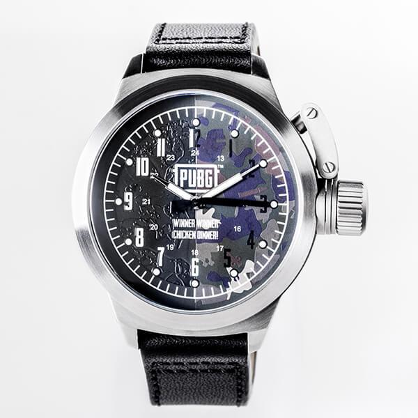 PUBG モデル 腕時計