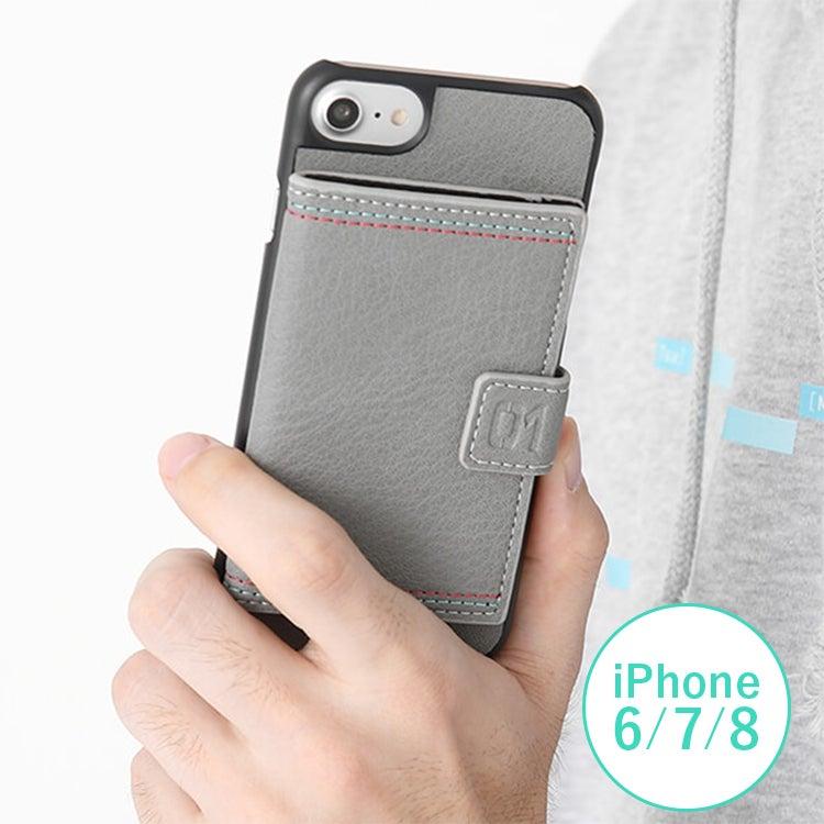 初音ミク モデル iPhone6/6s/7/8対応 スマートフォンケース