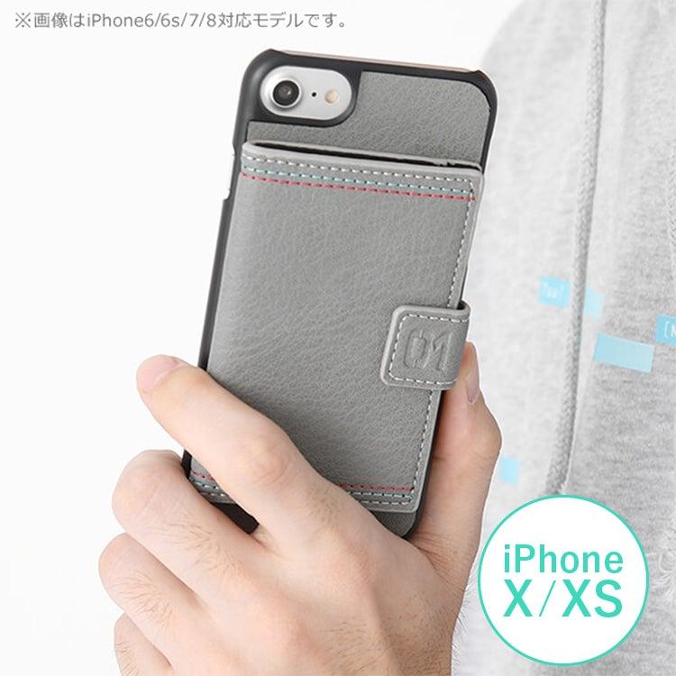 初音ミク モデル iPhoneX/Xs対応 スマートフォンケース