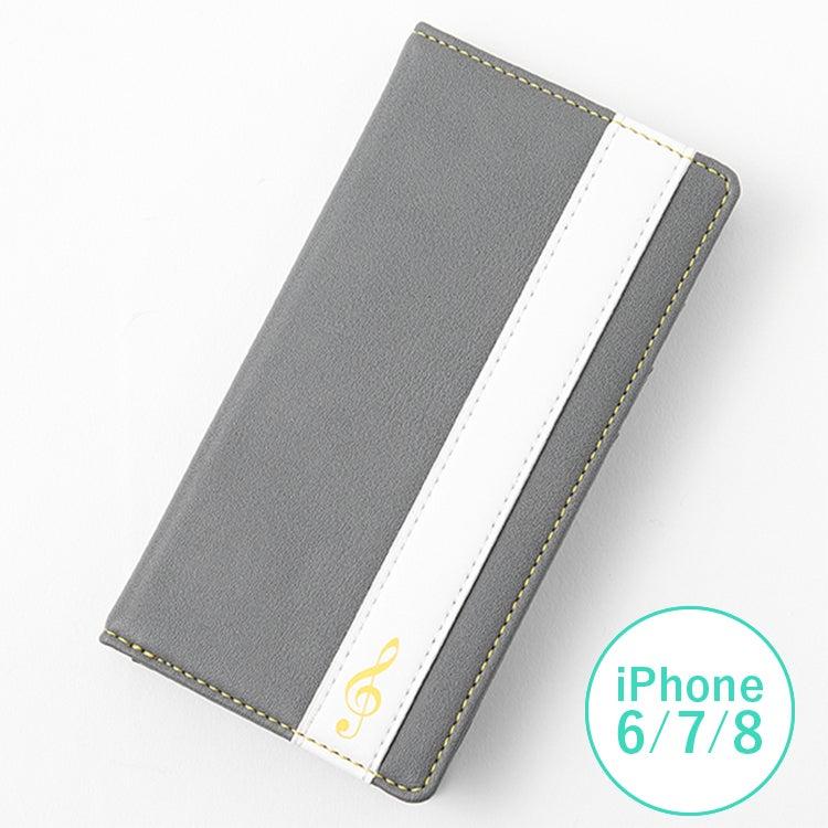 鏡音リン モデル Phone6/6s/7/8対応 スマートフォンケース