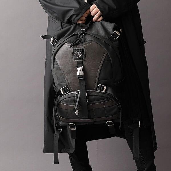 主人公(男) モデル リュック GOD EATER 3