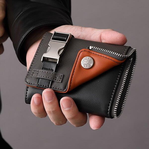 ユウゴ・ペニーウォート モデル 二つ折り財布 GOD EATER 3