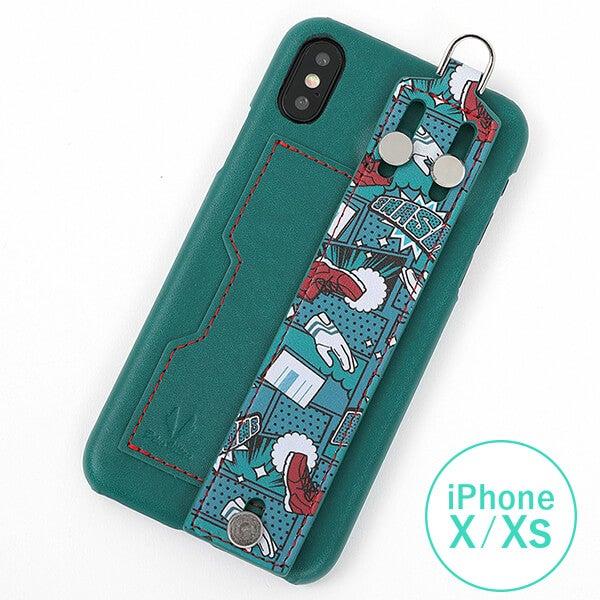 緑谷出久 モデル iPhoneX/Xs対応 スマートフォンケース 僕のヒーローアカデミア