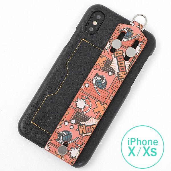 爆豪勝己 モデル iPhoneX/Xs対応 スマートフォンケース 僕のヒーローアカデミア