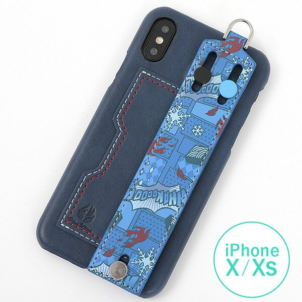 轟焦凍 モデル iPhoneX/Xs対応 スマートフォンケース 僕のヒーローアカデミア