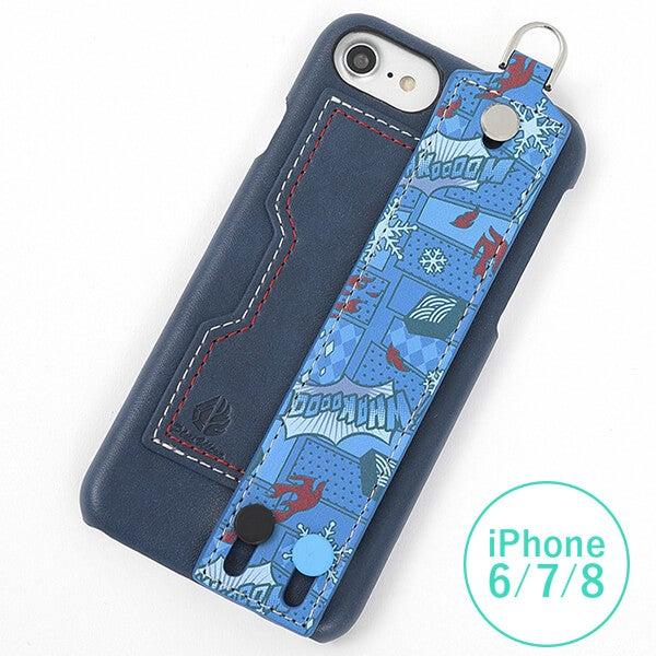 轟焦凍 モデル iPhone6/6S/7/8対応 スマートフォンケース 僕のヒーローアカデミア