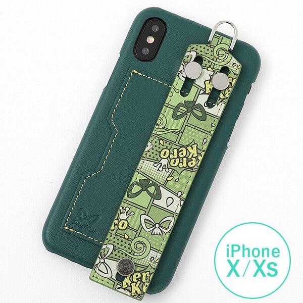 蛙吹梅雨 モデル iPhoneX/Xs対応 スマートフォンケース 僕のヒーローアカデミア