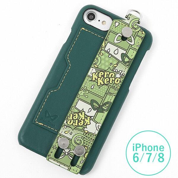 蛙吹梅雨 モデル iPhone6/6S/7/8対応 スマートフォンケース 僕のヒーローアカデミア