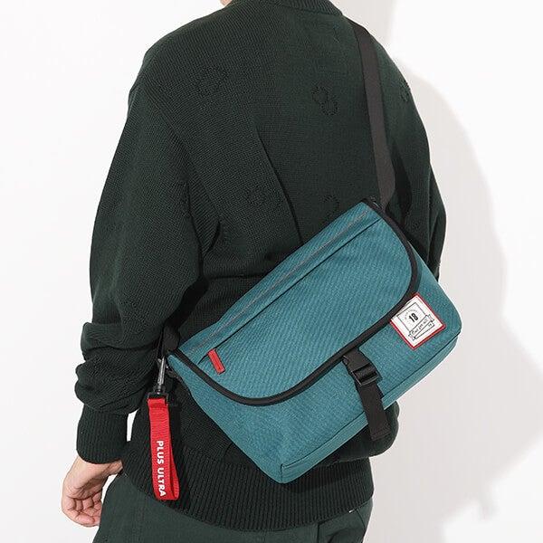 緑谷出久 モデル メッセンジャーバッグ 僕のヒーローアカデミア
