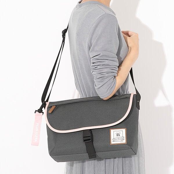 麗日お茶子 モデル メッセンジャーバッグ 僕のヒーローアカデミア