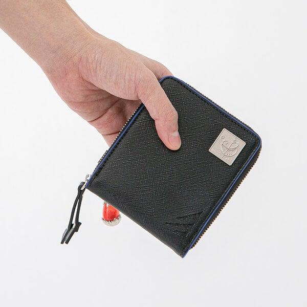 ミア・カルンシュタイン モデル 二つ折り財布 CODE VEIN