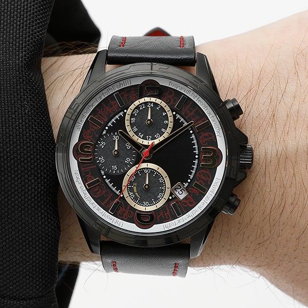 フェイト・T・ハラオウン モデル 腕時計 魔法少女リリカルなのは Detonation