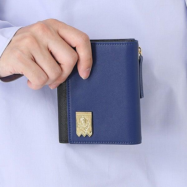 青獅子の学級 モデル 二つ折り財布 ファイアーエムブレム 風花雪月