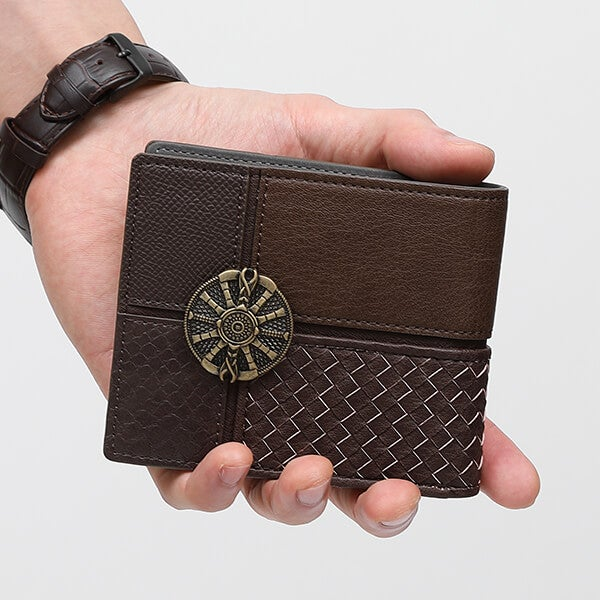 ゴッド・オブ・ウォー モデル 二つ折り財布 GOD OF WAR