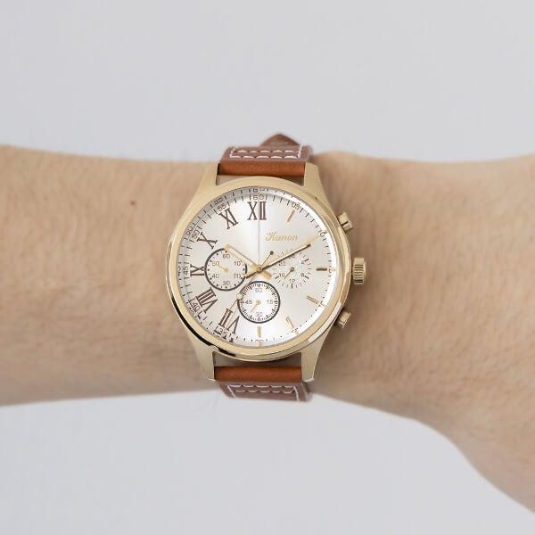 月宮あゆ モデル 腕時計 Kanon