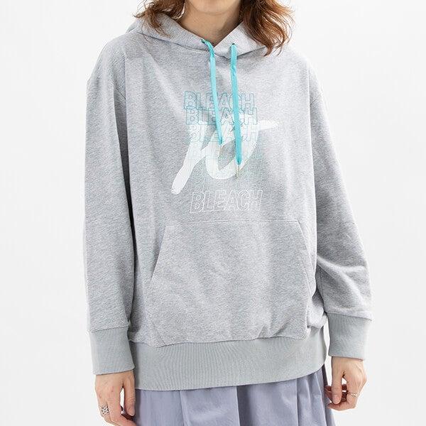 日番谷冬獅郎 モデル パーカー BLEACH