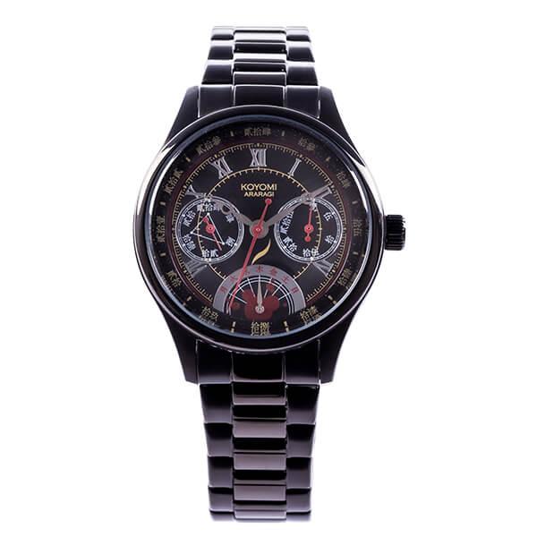 阿良々木暦 モデル 腕時計 〈物語〉シリーズ