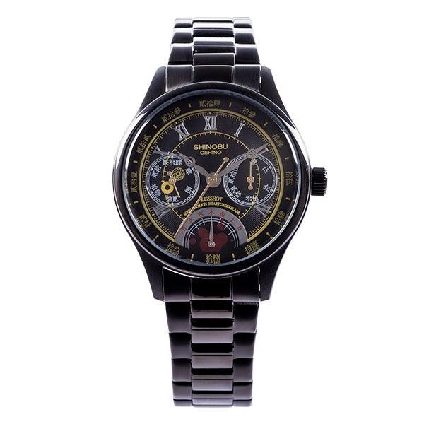 忍野忍 モデル 腕時計 〈物語〉シリーズ