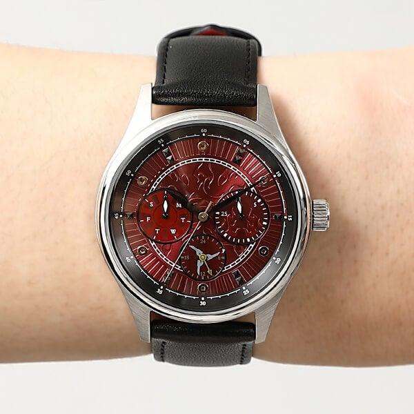 真田幸村・猿飛佐助 モデル 腕時計 戦国BASARA