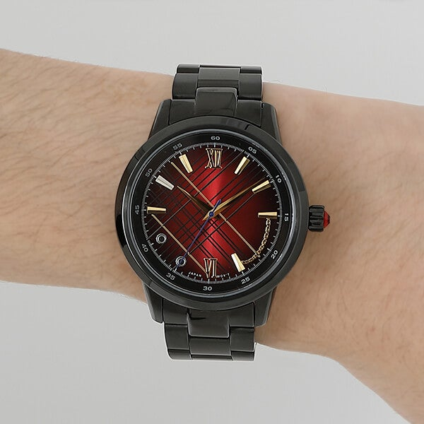 白坂小梅 モデル 腕時計 アイドルマスター シンデレラガールズ