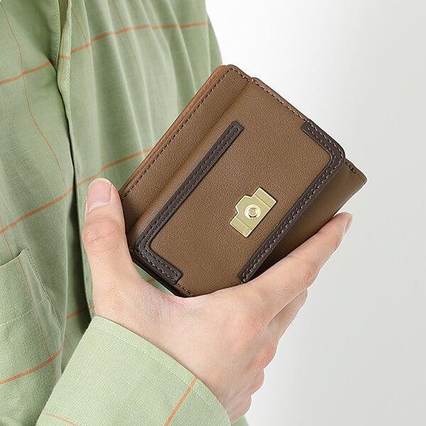 高森藍子 モデル 二つ折り財布 アイドルマスター シンデレラガールズ