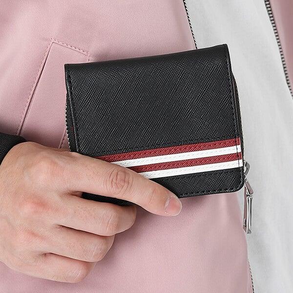 友枝中学校 モデル 二つ折り財布 カードキャプターさくら クリアカード編