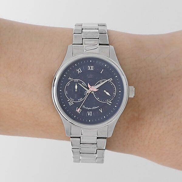 木之本 桜 モデル 腕時計 カードキャプターさくら クリアカード編