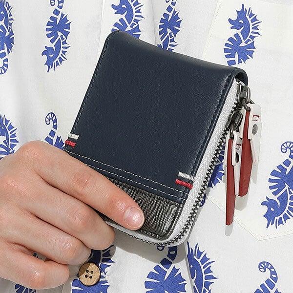 綾波 モデル 二つ折り財布 アズールレーン