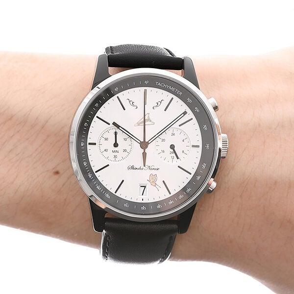 鳴瀬 しろは モデル 腕時計 Summer Pockets REFLECTION BLUE