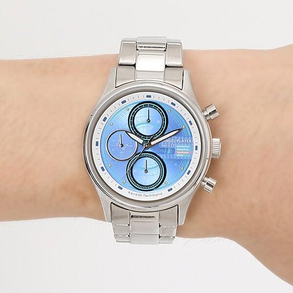 立華かなで モデル 腕時計 Angel Beats! -1st beat-