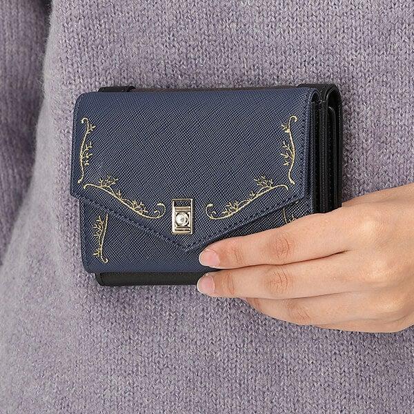 写真家 モデル 三つ折り財布 IdentityV 第五人格