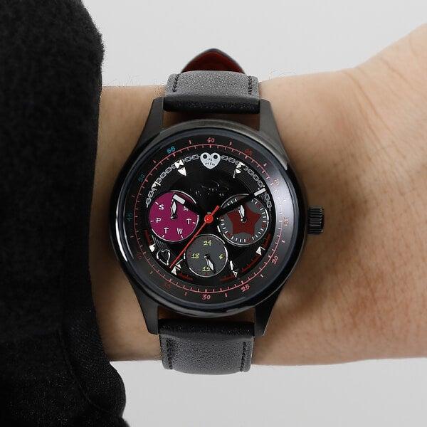 星輝子 モデル 腕時計 アイドルマスター シンデレラガールズ
