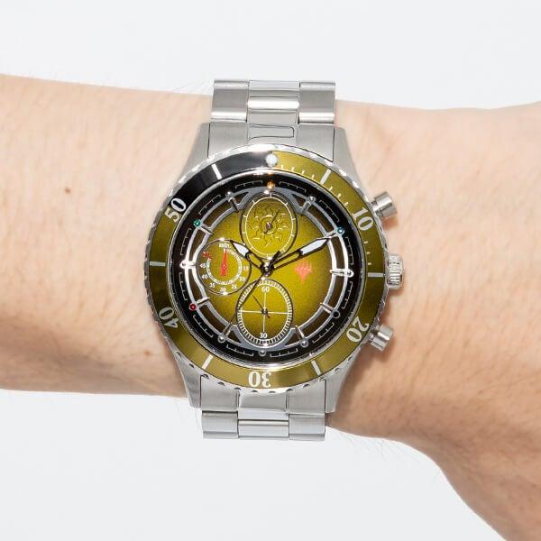 白マナ モデル 腕時計 マジック:ザ・ギャザリング