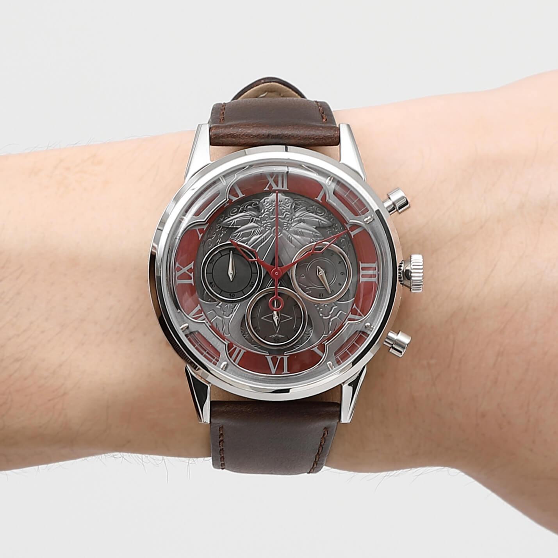エツィオ・アウディトーレ モデル 腕時計 アサシン クリード