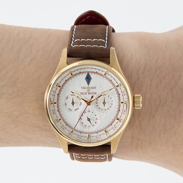 ナディア モデル 腕時計 ふしぎの海のナディア