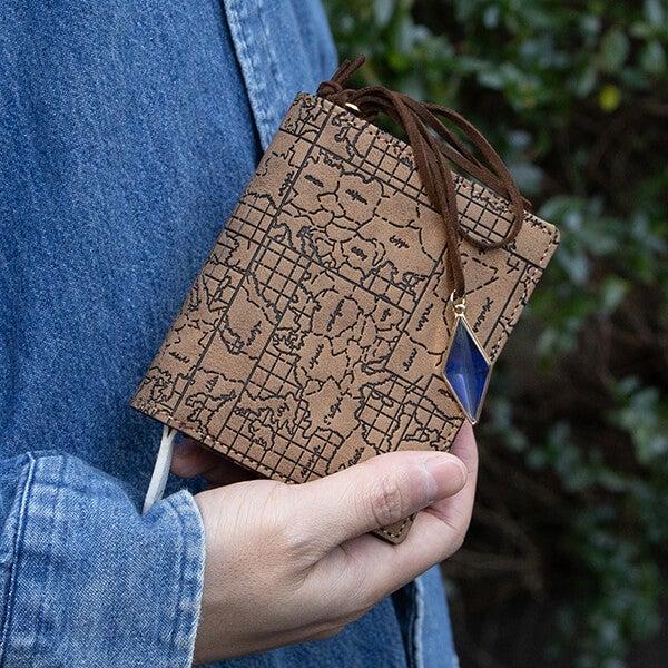 ナディア モデル 二つ折り財布 ふしぎの海のナディア