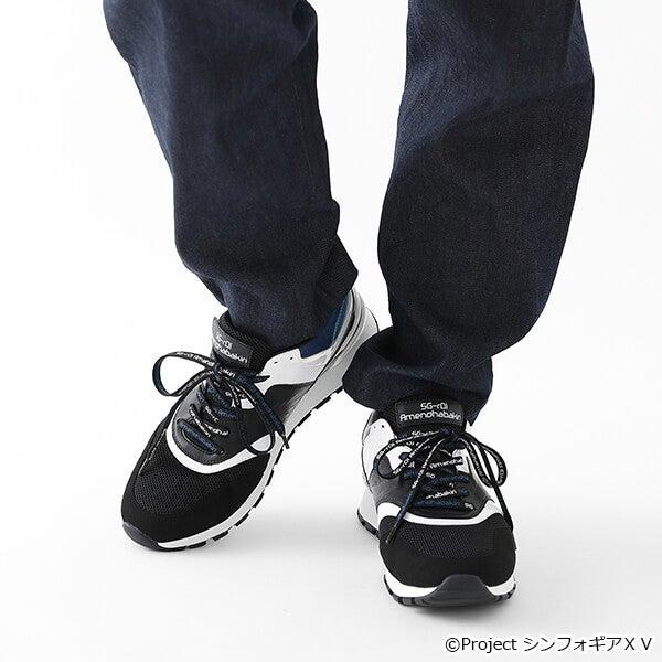 風鳴 翼 モデル スニーカー 戦姫絶唱シンフォギアXV