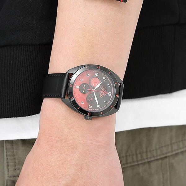 中野五月 モデル 腕時計 五等分の花嫁∬