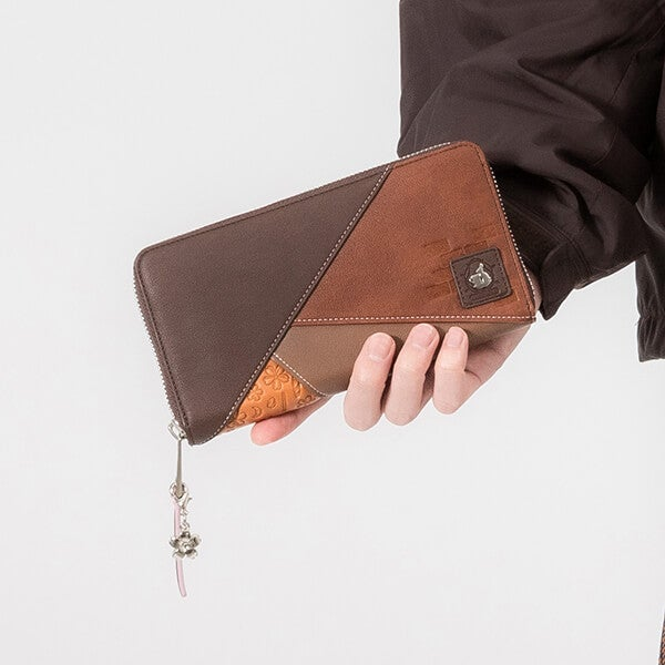 ココア モデル 長財布 ご注文はうさぎですか? BLOOM