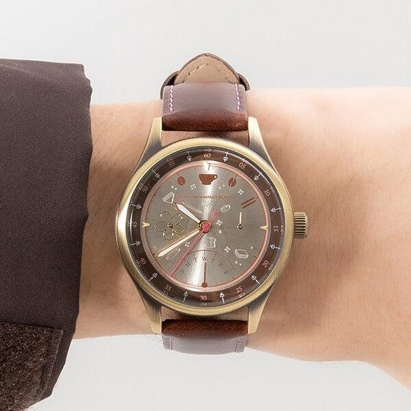 ココア モデル 腕時計 ご注文はうさぎですか? BLOOM