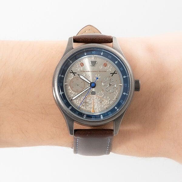 チノ モデル 腕時計 ご注文はうさぎですか? BLOOM